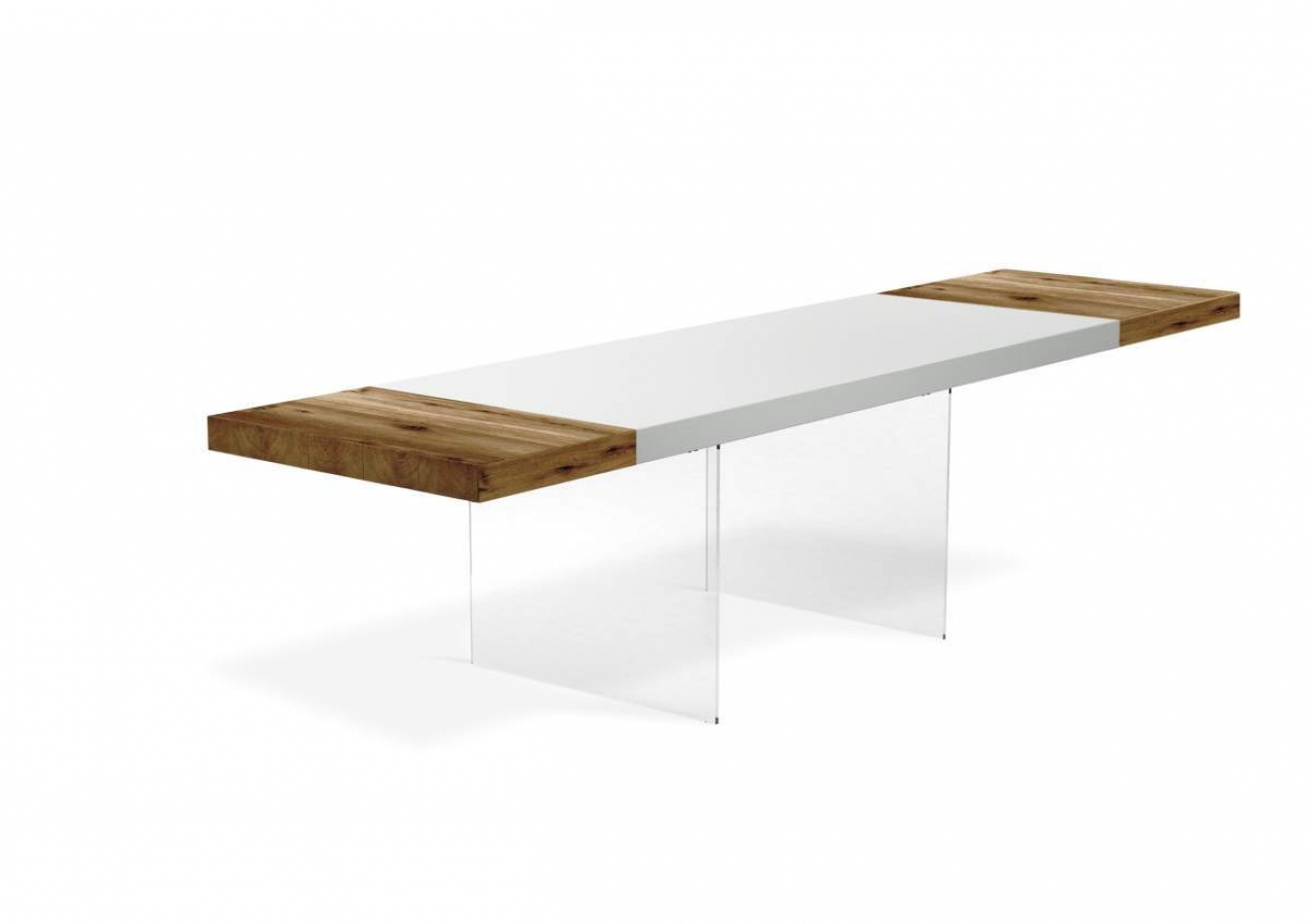 Lago extendable table tables iq furniture for Lago furniture