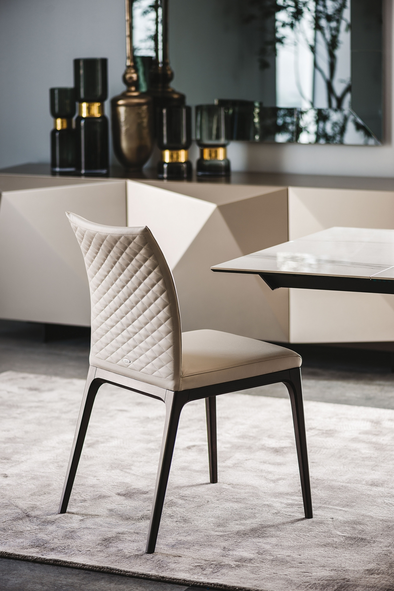 Arcadia Couture Dining Chair Dining Chairs Iq Furniture