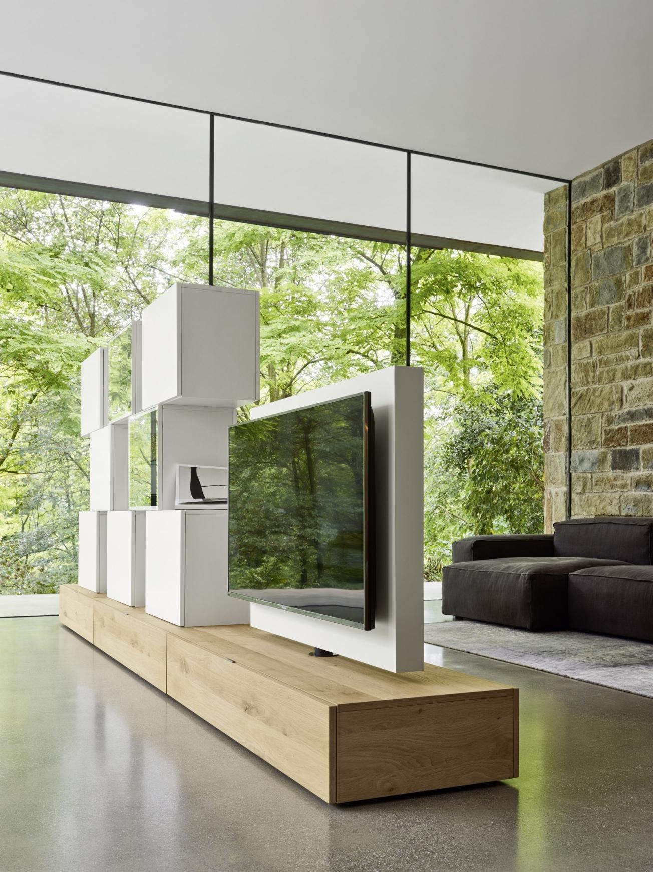 Kronos S40 Tv Units Iq Furniture # Meuble Tv Separation