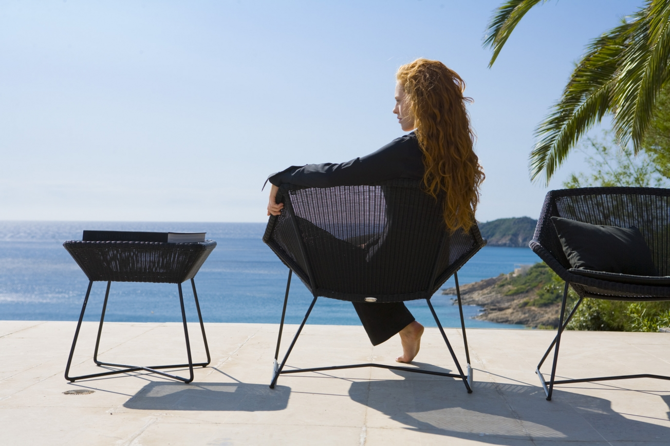 Breeze Outdoor Lounge Chair Outdoor Furniture Iq Furniture