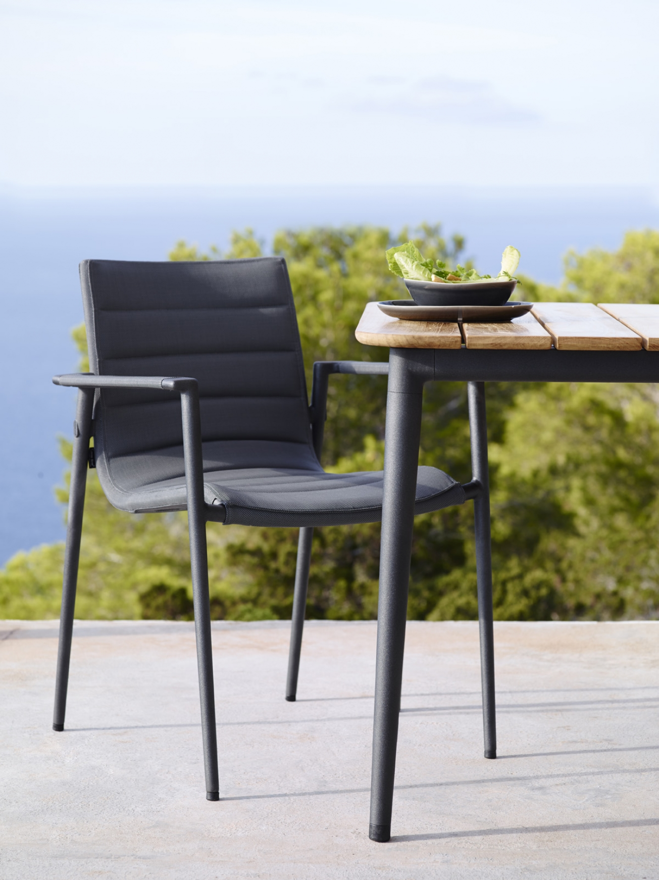 core outdoor dining chair  outdoor furniture  iq furniture -  core outdoor dining chairs